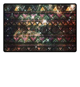 ★ Native American Ornaments Galaxy II