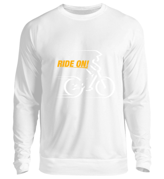 Life's A Climb Ride On Bicycle Gift