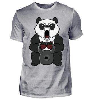Cross Fitness Panda - Kettlebell