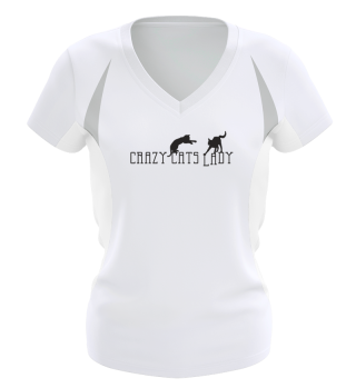 Crazy Cats Lady - Fantasy Silhouette 1