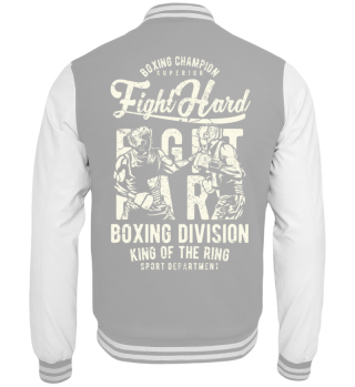 Boxing - Fighter- King Of The Ring