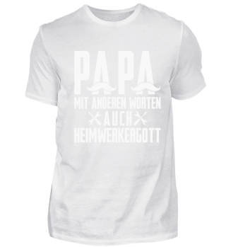 Geschenk Heimwerker Vater Papa Mechanik