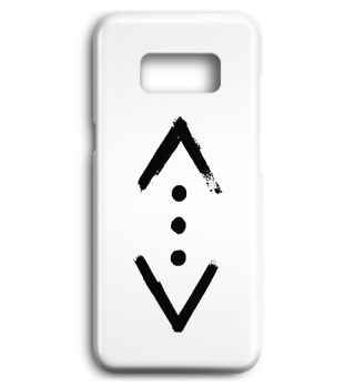 Cukur Sembol Symbol Handy Phone Case