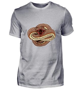 Schlange Kobra