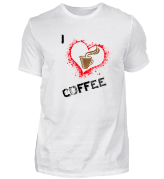 Ich liebe Kaffee !