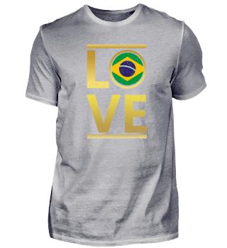 Brasilien heimat love herkunft geschenk queen
