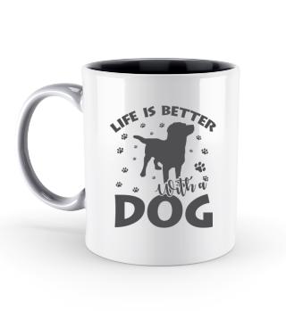 Hund Dog Haustier Tasse Hundemama