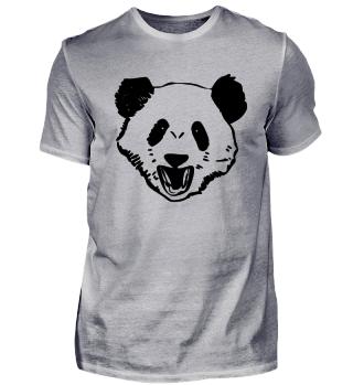 Panda, Bär, Geschenk, Idee, knuffig