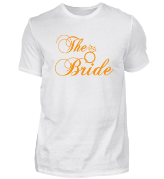 Wedding the bride diamond ring gift idea