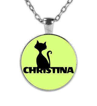 Christina Christl Tina Chrissi Name cat