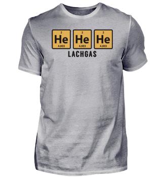 Chemie He He He Helium Lachgas