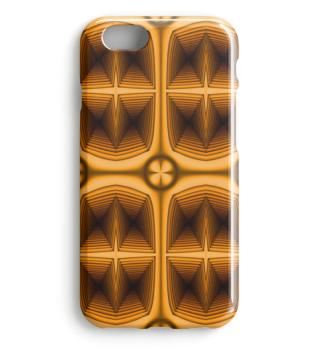 Modernes 3D Smartphone Muster 0190