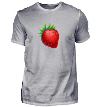 Erdbeere als sportliche Geschenkidee