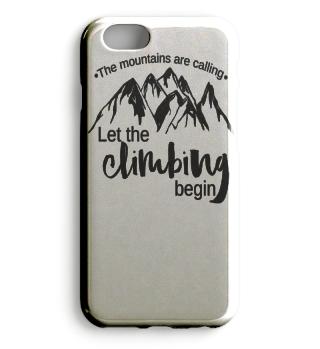 Climbing Begin