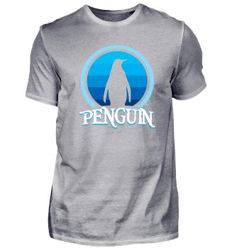 Pinguin Südpol Vogel Eis Schnee Geschenk