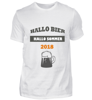Hallo Sommer 2018