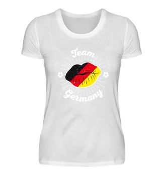 Deutschlandkuss - Team Germany