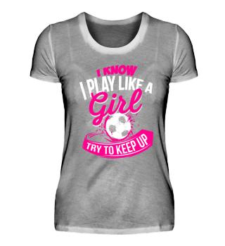 Soccer Girl Soccer Mom Football Gift