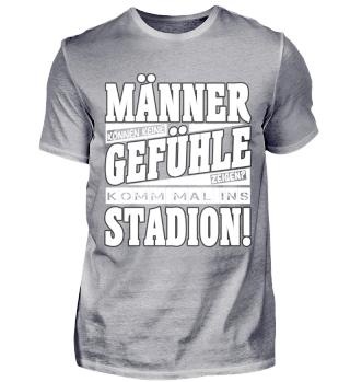 MÄNNER GEFÜHLE IM STADION