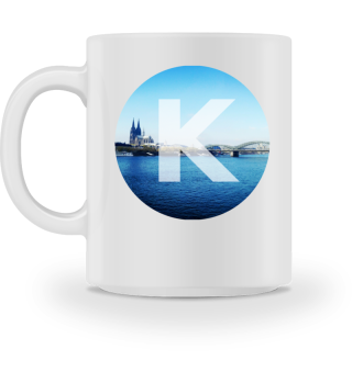 Tasse aus Köln