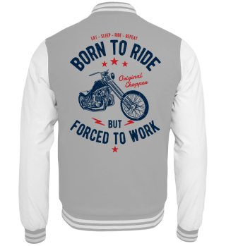 Chopper - Motorrad Shirt Geschenk