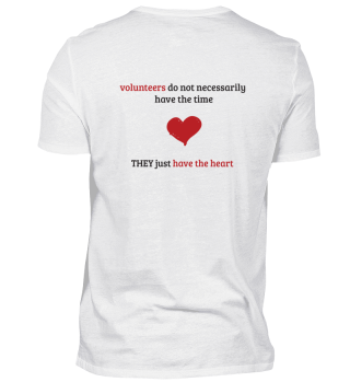 Volunteer's shirt by VONA