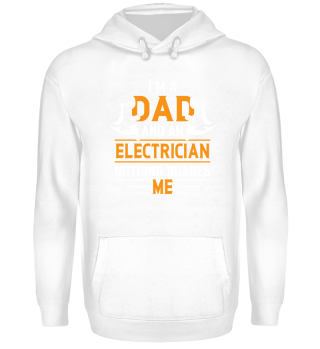 Dad And Electrician T-Shirt Gift