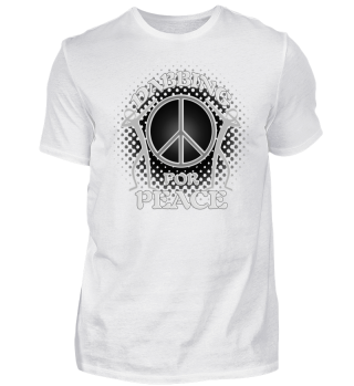 ★ Dabbing Stick Figures - For Peace IV