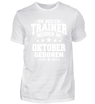 Trainer Geburtstag Oktober
