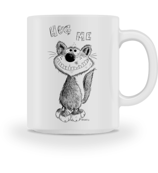 Funny Hug Me Cat - Cats - Gift