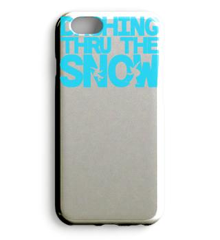 Snowboarding - Dashing Thru The Snow