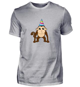 Birthday monkey.