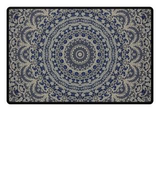 ★ Vintage Pillow Lace Mandala II