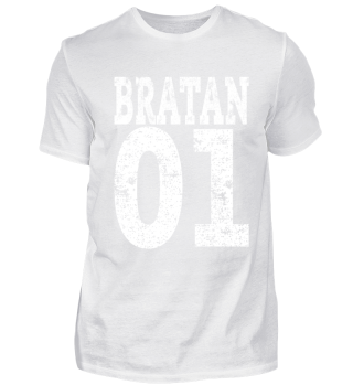 Rap Hip Hop Bratan T-Shirt