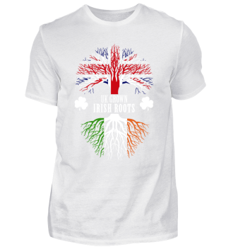 UK grown - Irish roots