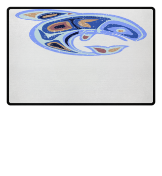 ★ Native American Totem Orca Whale 3