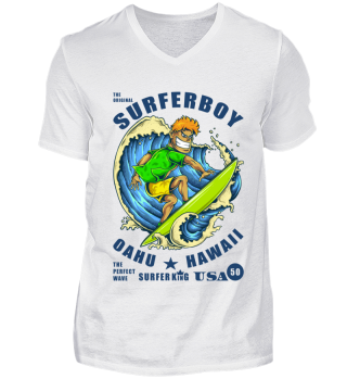 ☛ THE ORIGINAL SURFERBOY #2B