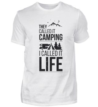 Camping - the only real life