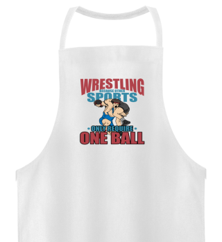 Funny Wrestling Tee