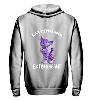 Katzenmama Extravagant (Zipper)