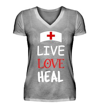 Krankenschwester Tshirt Geschenk Prüfung