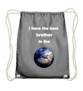 Geschenk für den besten Bruder