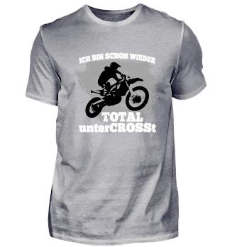 Motocross total untercrosst
