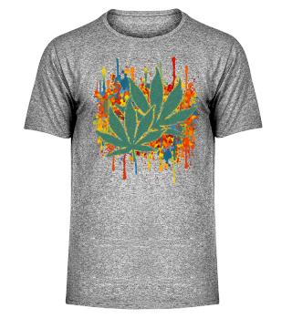 ★ Crazy Running Splashes - Marijuana 4
