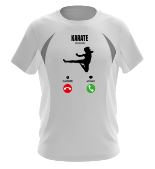 Karate is calling! gift