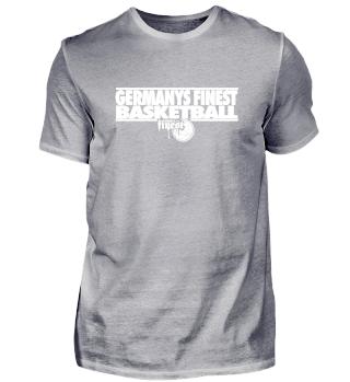 PG | Men's Shirt | Germany's Finest Basketball WHITE