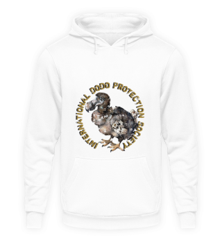 In. Dodo protection front hoodie