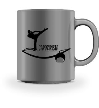 Capoeira Player Berimbau - Capoeirista 1