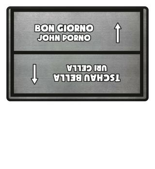 John Porno / Uri Gella hell