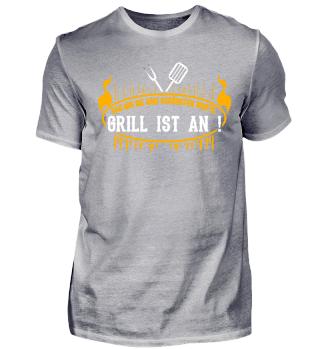 Grill Grillen BBQ Wurst Steak Spruch